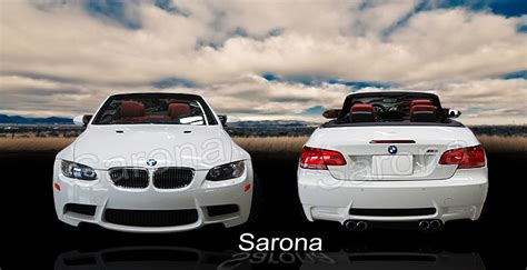 Custom BMW 3 Series Body Kit Convertible (2008   2011