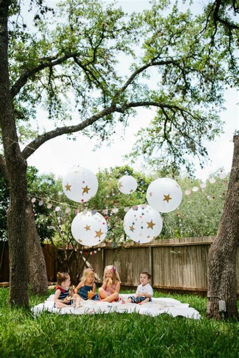 amazing diy party decorations   outdoor summer party
