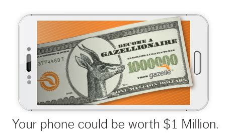 Win Iphone Sweepstakes - upgrade your old camera phone and possibly win 1 million the spectralight