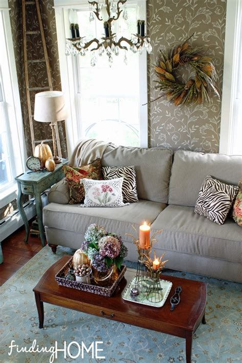 living room painting ideas fall coffee table decor how to easy fall decorating updates and a giveaway finding