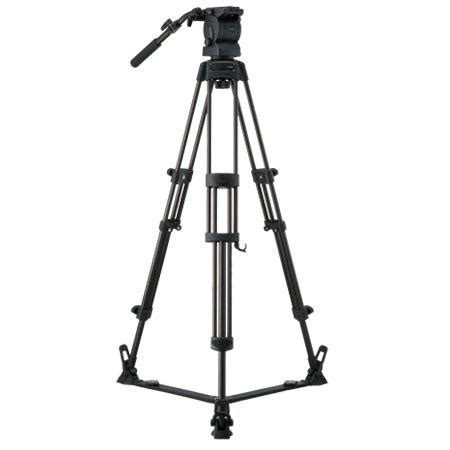 Footbase Wxj 23 2b 350r lx7 tripod system with floor spreader and 75mm