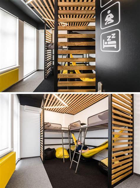 office interior  wood  black frames