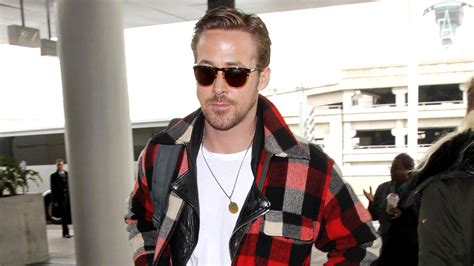 ryan gosling gq hairstyle ryan gosling wore all of your favorite clothes at once gq