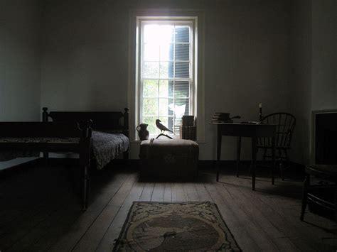 uva rooms edgar allan poe decorator my friend s house