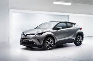 Toyota Images Toyota C Hr Revealed 2016 S Quirkiest Qashqai Rival Is Go