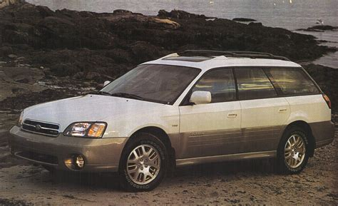 subaru outlander 2000 2001 subaru outback h6 3 0 drive review reviews