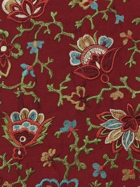 red embroidered curtains red floral custom made embroidered dupioni silk curtains