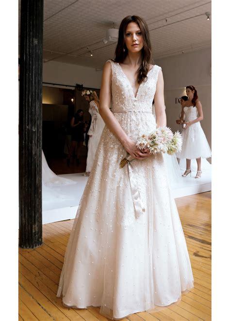 Melisa Dress sweet vintage sleeveless a line wedding gown