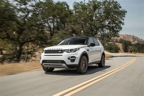 land rover discovery sport 2016 land rover discovery sport 2016 motor trend suv of the