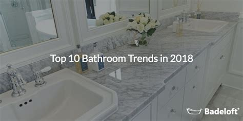 the latest trends in bathrooms 2017 2018 home design ideas inspiration archives badeloft usa