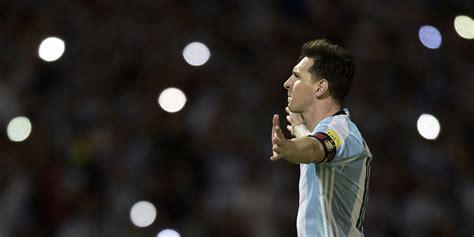 Pemain Argentina Piala Dunia 2018 Highlights Kualifikasi Piala Dunia 2018 Argentina 2 0