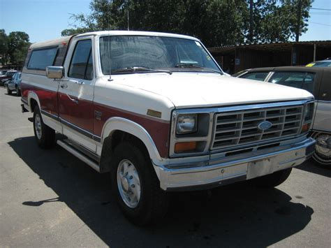service manual how cars run 1985 ford f series on board diagnostic system imcdb org 1985 service manual old cars and repair manuals free 1985 ford bronco ii auto manual service