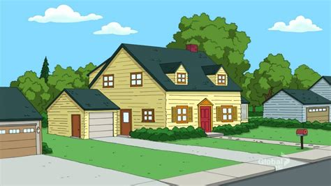 layout of griffin house family guy is this supposed to be the griffin s house from family guy