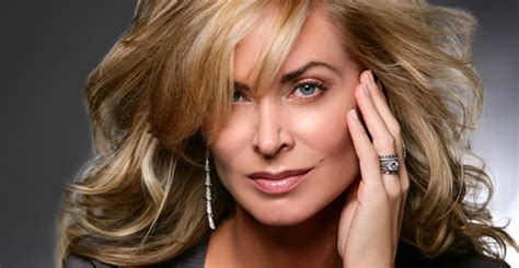 the young and the restless eileen davidson defends hunter king in eileen davidson interview the young and the restless
