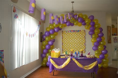 Tangled Decorations by 1000 Images About Ideas For Emylee S 4th Birthday