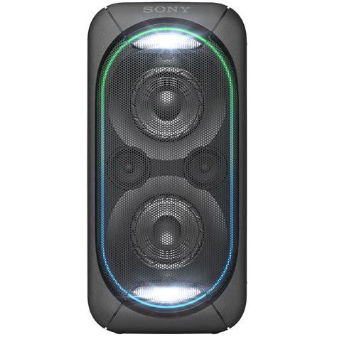 sony mobile nfc sony gtk xb60b partymusiksystem nfc bluetooth schwarz