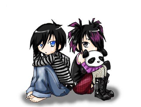 imagenes kawaii emo 11 best emo chibi images on pinterest manga anime