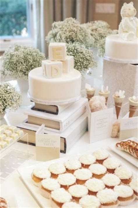 Desserts For A Baby Shower by 41 Gender Neutral Baby Shower D 233 Cor Ideas That Excite
