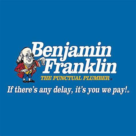 Ben Franklin Plumbing Pa by Benjamin Franklin Plumbing In Lancaster Pa 17601
