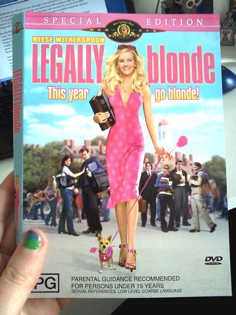 legally blonde which is better the movie or the book