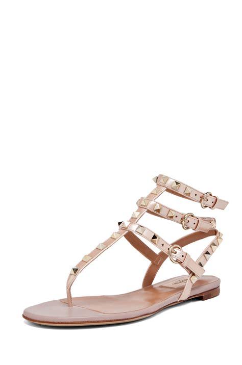 valentino gladiator sandals valentino rockstud gladiator sandal gladiator sandal