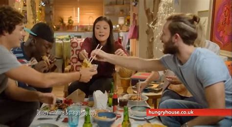 hungryhouse celebrates the real meaning of takeaway in new
