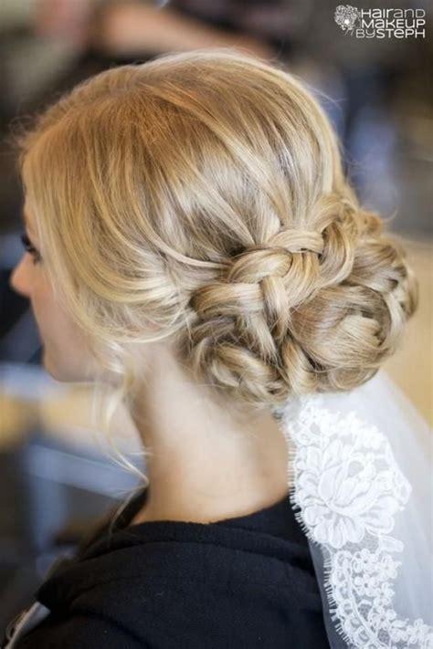 Haarfrisur Hochzeit by Postado Braut Frisur Penteado Wedding Casamento Cabelo