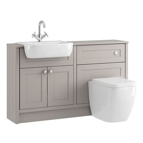 Kitchen Sink Vanity Unit by Shades Bathroom Vanity Unit Toilet Package