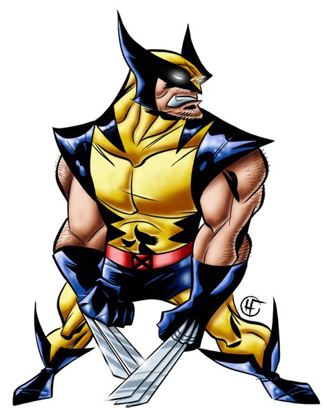 wolverine colors wolverine color by ginmau on deviantart