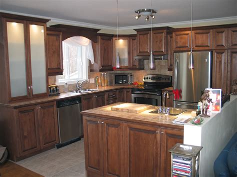 fabrication armoire cuisine accueil