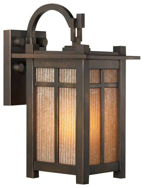 Craftsman Outdoor Light Fixtures by Capistrano Outdoor Wall Mount 402181st Craftsman Outdoor Wall Lights And Sconces By