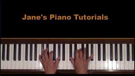 Buku Piano Burgmuller Op 100 burgmuller op 100 no 2 arabesque piano tutorial