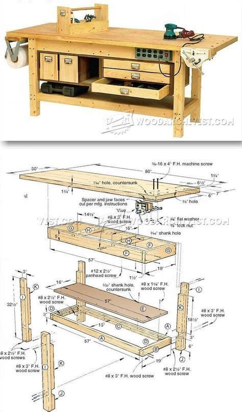 tool bench plans 561 best images about work benches and tool storage on