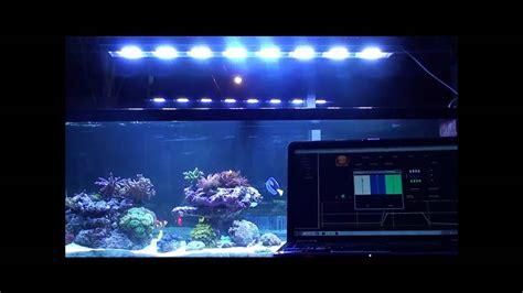 vertex illumina vertex illumina 200 led aquarium light fixture