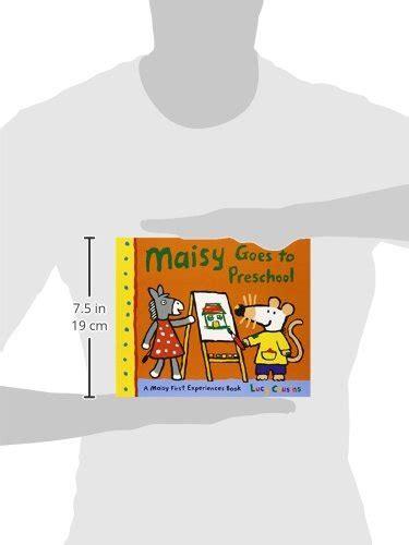 Maisy Goes To Preschool galleon maisy goes to preschool a maisy