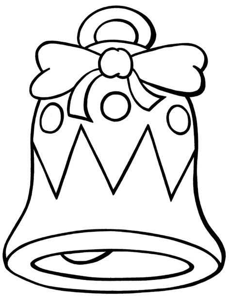 coloring pages of christmas bells christmas bells coloring pages az coloring pages