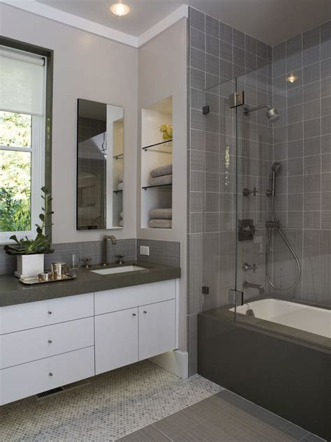 small grey bathroom ideas 25 grey wall tiles for bathroom ideas and pictures
