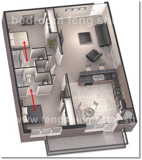 feng shui bedrooms bedroom feng shui master