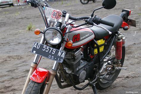 Stang Cb 100 By Eddy Variasi custom honda cb100 broken tmc motonews