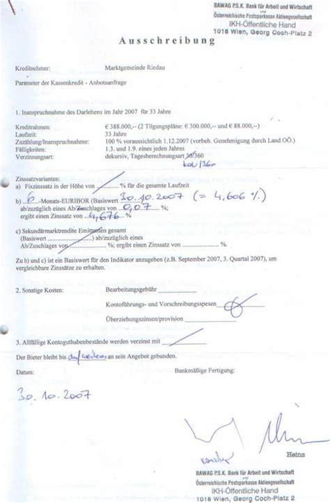 Angebot Zuschlag Muster Gemeinderatssitzung Riedau
