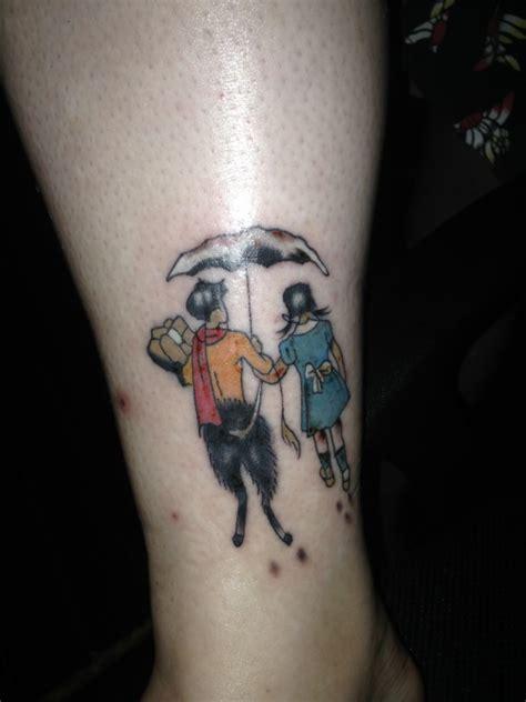 narnia tattoo narnia