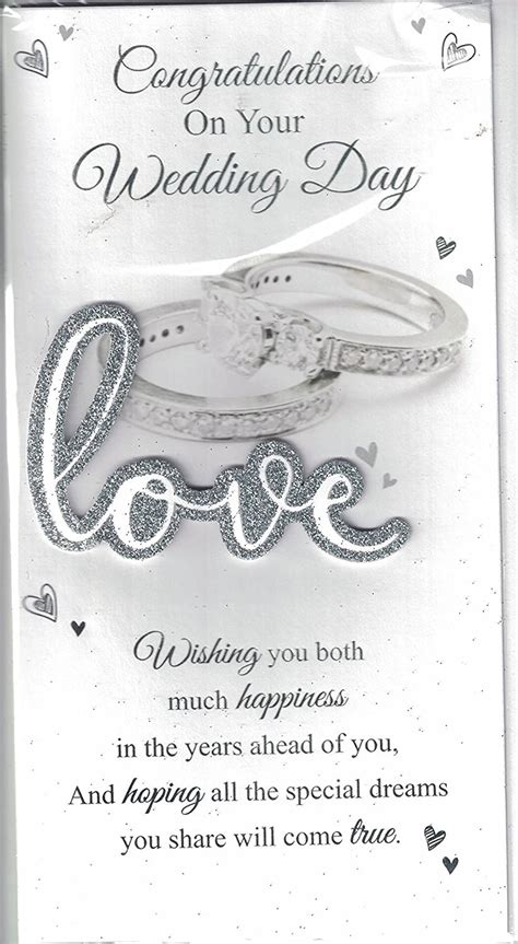 wedding place cards next day delivery wedding day card rings