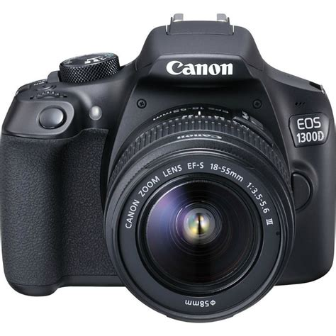 Canon Eos 1300d Kit 18 55 Is Ii canon eos 1300d kit with 18 55 is ii and ef 75 300mm f 4 5