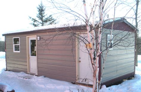 Lake Of The Woods Sleeper Houses by Woods Fish House Rentals And Sleepers Lake Mn