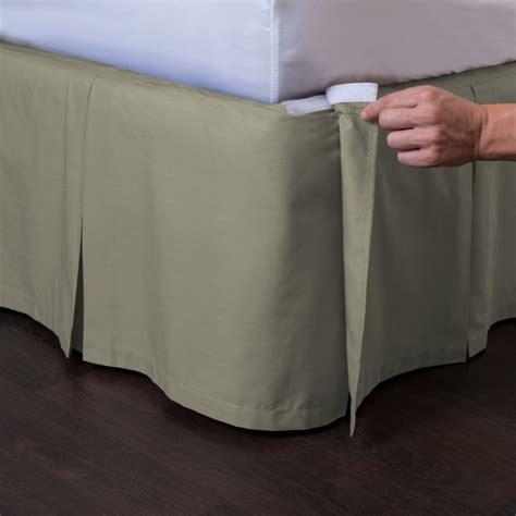 velcro bed skirt velcro bed skirt 28 images best velcro bed skirts