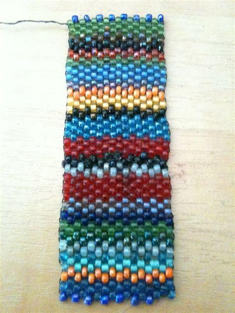 bead weaving loom loom bead weaving with seed bead weaves