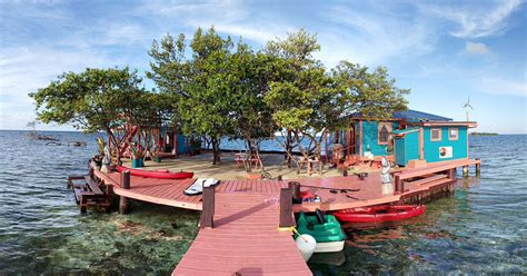 bird island placencia bird island in placencia belize is the ultimate airbnb listing video thrillist
