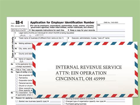 Lookup Federal Tax Id Number Ein Itin Assignment Letter From The Irs Docoments Ojazlink