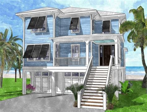 beach  coastal house plans  coastal home plans