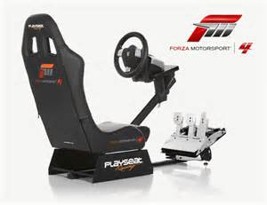 Steering Wheel Gaming Chair Ps3 Forza Motorsport 4 Playseat